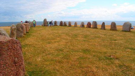 Ales Stenar - Swedish Stonehenge