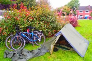 Camping in Kells