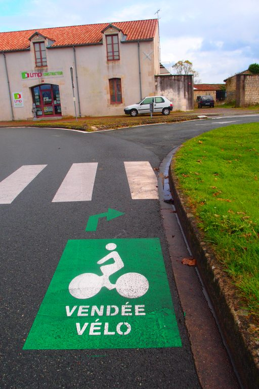 Cycling is very respected in France