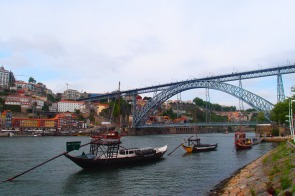 Porto, the famous bridge